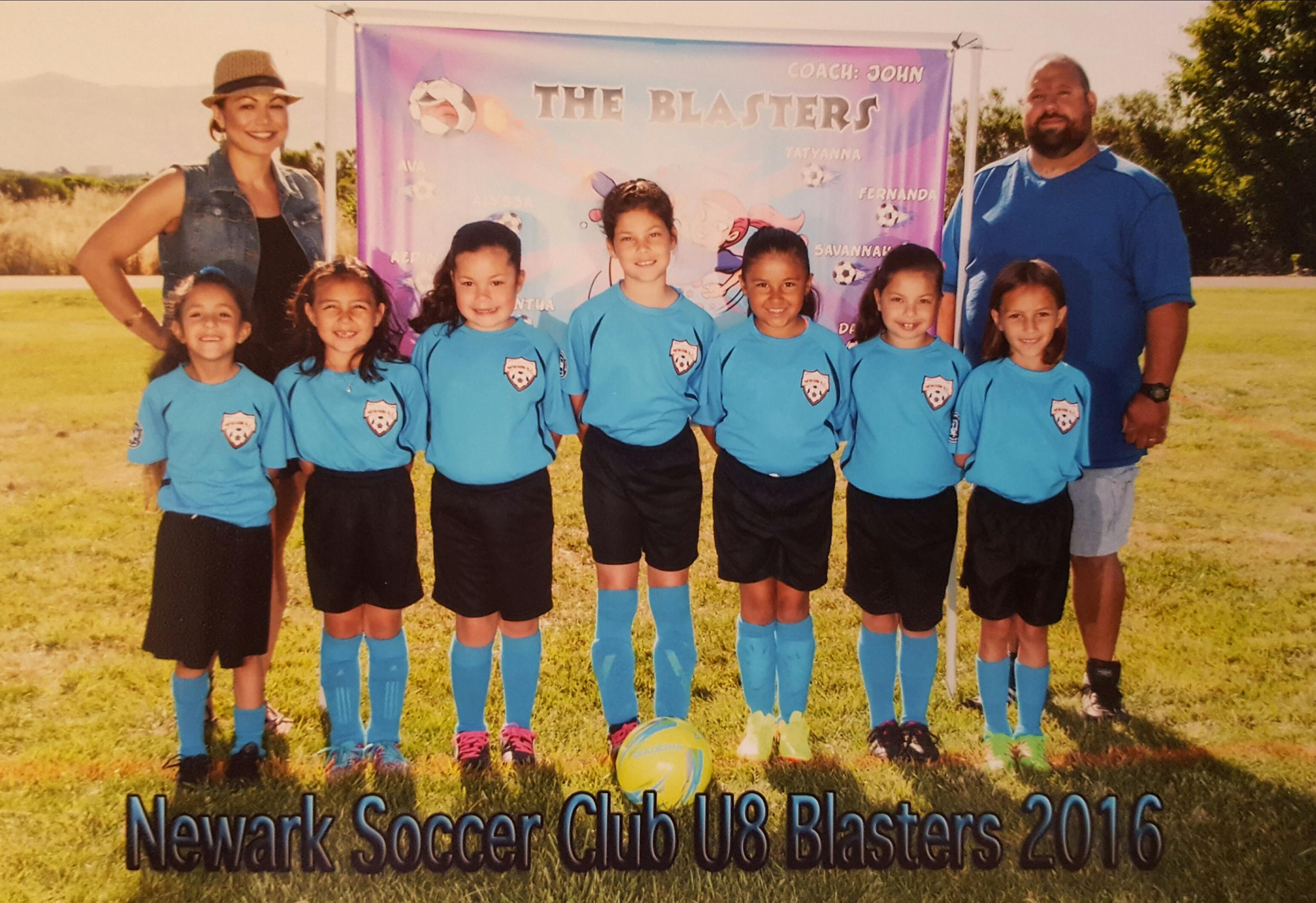 Blasters Soccer Team