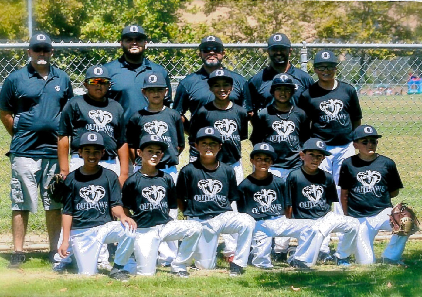 East Bay Outlaws Baseball Team