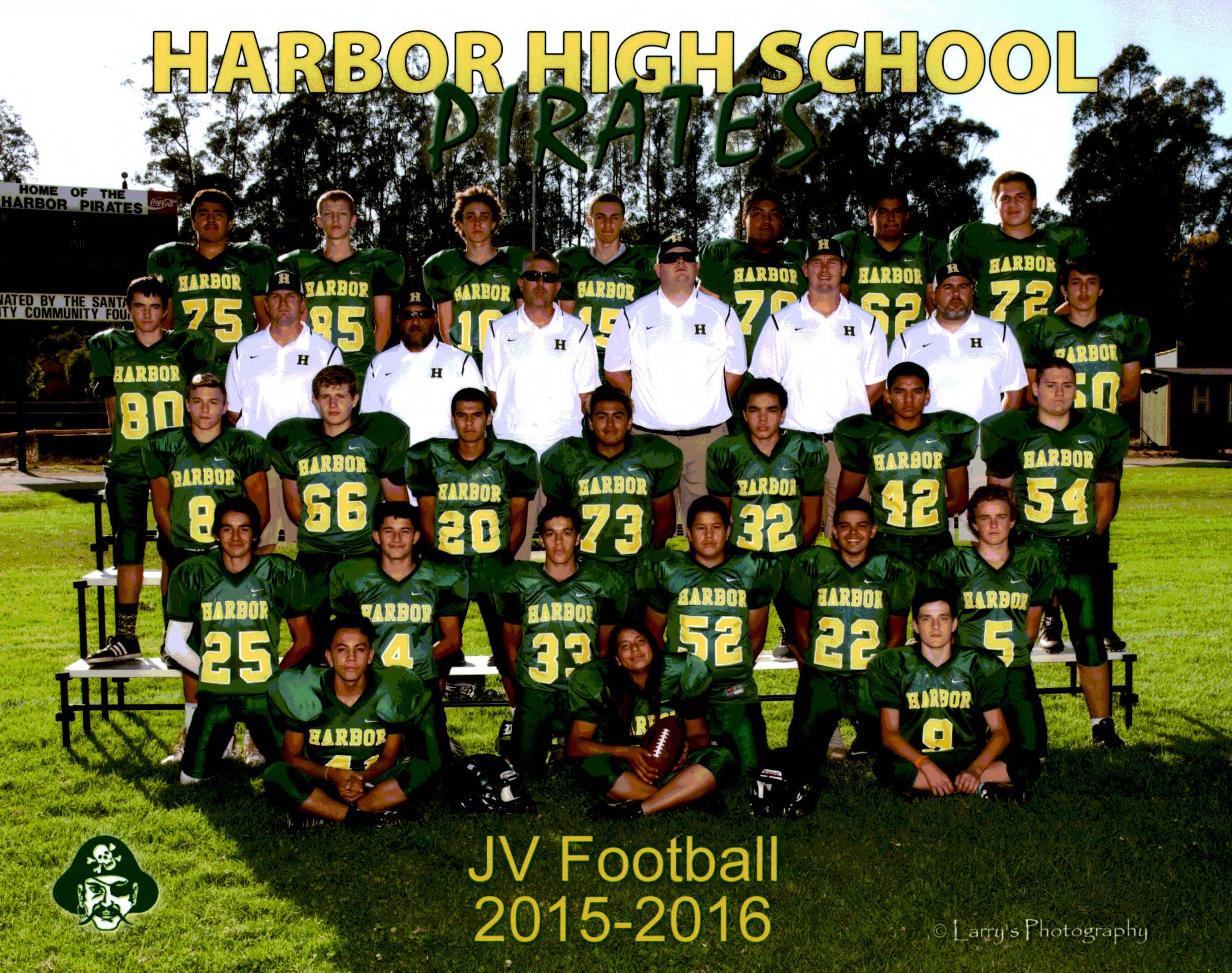 Harbor High School Football Team