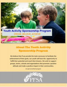 PFSA-Youth-Activity-Sponsorship-Program-Ad