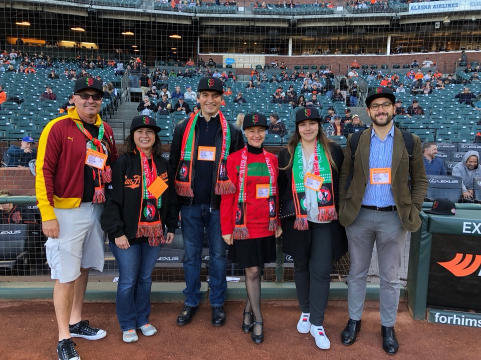 SF Giants Heritage nights